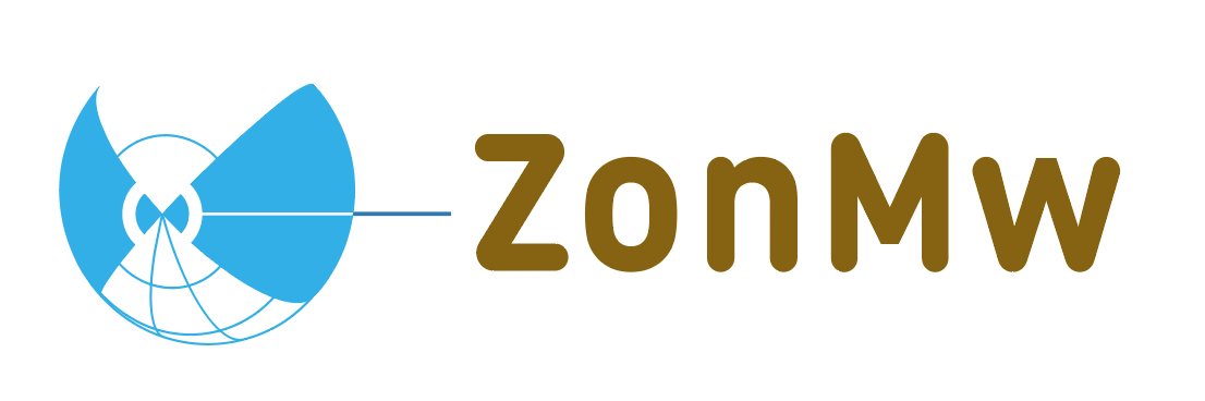 ZonMw Geneesmiddelen Magazine logo